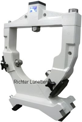 Boeringer VDF400 - Steady Rest with swivelling top for work piece Ø up to 500 mm , made by H. Richter Vorrichtungsbau GmbH, Germany