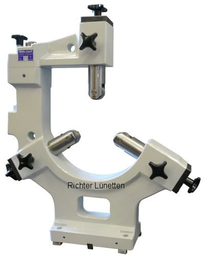 Rücke GmbH - C-Form Steady Rest with swivelling top, made by H. Richter Vorrichtungsbau GmbH, Germany
