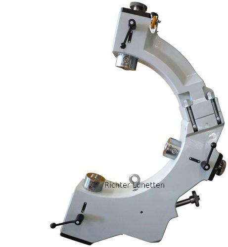 Mazak Integrex e-670 - C-Form Steady Rest with removable top, made by H. Richter Vorrichtungsbau GmbH, Germany