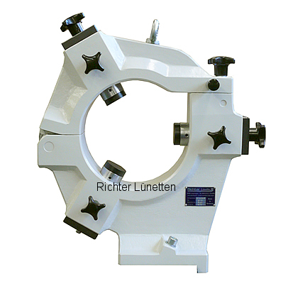 EMAG Karstens - Closed Grinding Steady Rest with hinged upper section, made by H. Richter Vorrichtungsbau GmbH, Germany