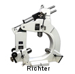 Open retractable Steady Rest, made by H. Richter Vorrichtungsbau GmbH, Germany, thumbnail