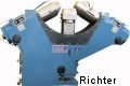 Hydrostatic Steady Rest, made by H. Richter Vorrichtungsbau GmbH, Germany, thumbnail