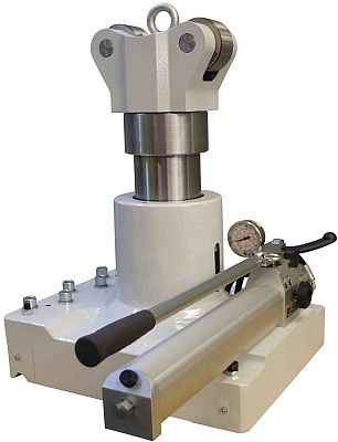 Hornet Laser Cladding - Floating Roller Block, made by H. Richter Vorrichtungsbau GmbH, Germany