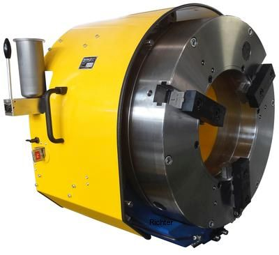 Challenger Buffalo, Microcut BNC 35240 - Ring Steady Rest with Chuck, made by H. Richter Vorrichtungsbau GmbH, Germany
