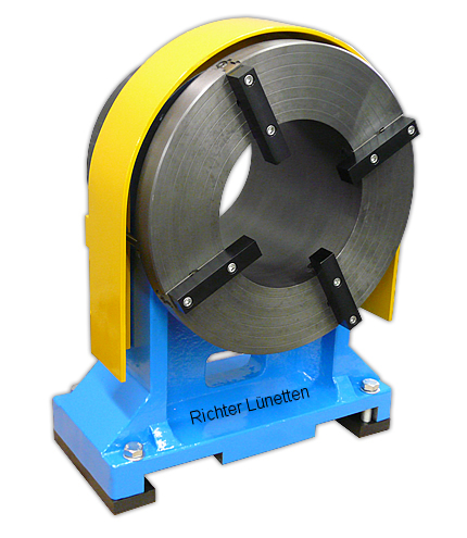 Foratrice GGB560 - Ring Steady Rest with in-built surface plate clamping, made by H. Richter Vorrichtungsbau GmbH, Germany