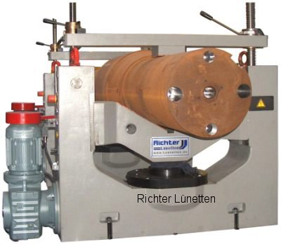 Wellenfräsmaschine - Prismatic Clamping Unit, made by H. Richter Vorrichtungsbau GmbH, Germany