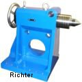 Tailstock - direct driven, made by H. Richter Vorrichtungsbau GmbH, Germany, thumbnail