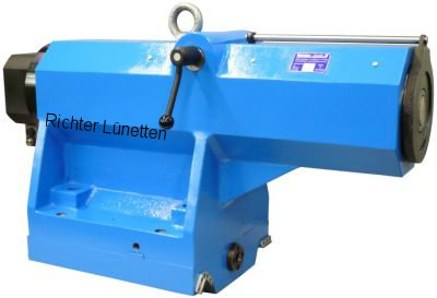 FAT TUR 800 MNx6000 - Tailstock - hydraulic or pneumatic driven quill, made by H. Richter Vorrichtungsbau GmbH, Germany