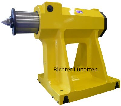Tailstock - hydraulic or pneumatic driven quill, made by H. Richter Vorrichtungsbau GmbH, Germany
