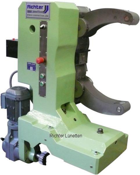 Hankook Dynaturn 8R - Bracket for Hydraulic Steady Rests, made by H. Richter Vorrichtungsbau GmbH, Germany