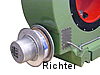 Power cable reel, made by H. Richter Vorrichtungsbau GmbH, Germany, thumbnail