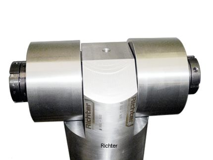 Quill with Richter® Dual-Roller, made by H. Richter Vorrichtungsbau GmbH, Germany