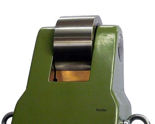 Richter® Quill with deflector plate, made by H. Richter Vorrichtungsbau GmbH, Germany