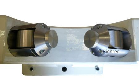 Richter® Babbit bearing, made by H. Richter Vorrichtungsbau GmbH, Germany