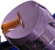 Richter® Babbit bearing with pressure oil, made by H. Richter Vorrichtungsbau GmbH, Germany, thumbnail