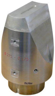 Richter® Babbit bearing with pressure oil, made by H. Richter Vorrichtungsbau GmbH, Germany