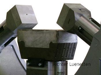 WFL Millturn M150 - Richter® Babbit bearing with pressure oil, made by H. Richter Vorrichtungsbau GmbH, Germany